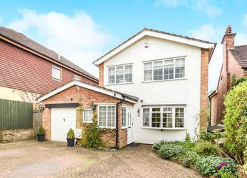 Thumbnail 3 bedroom detached house for sale in Epsom Lane South, Tadworth
