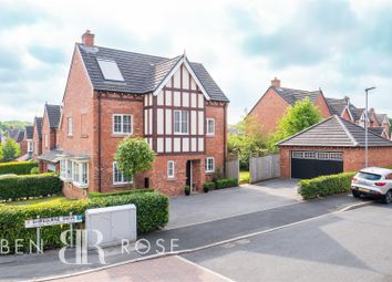 5 bed detached house for sale in Shireburne Drive, Chorley PR7
