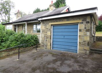 Thumbnail 2 bed detached bungalow for sale in Bradford Road, Fixby, Huddersfield