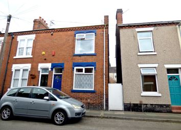 Thumbnail 2 bedroom end terrace house to rent in Cummings Street, Hartshill, Stoke-On-Trent