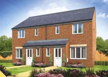 Thumbnail 3 bed semi-detached house for sale in Lyne Hill Lane, Penkridge, Stafford