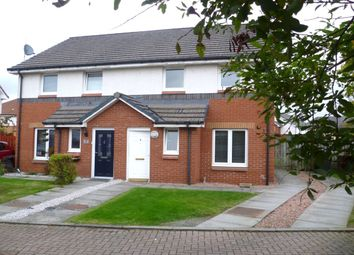 Thumbnail 3 bed semi-detached house for sale in Carnegie Court, Perth