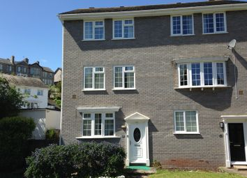 Thumbnail 4 bed end terrace house for sale in Lydwell Park Road, Torquay, Devon
