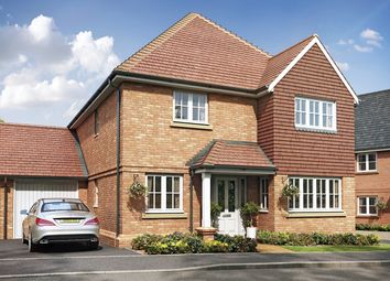 "Thumbnail 4 bed detached house for sale in ""The Westminster"" at Woodcroft Lane, Waterlooville"