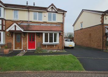 Thumbnail 2 bed semi-detached house to rent in Copper Beeches, Penwortham, Preston
