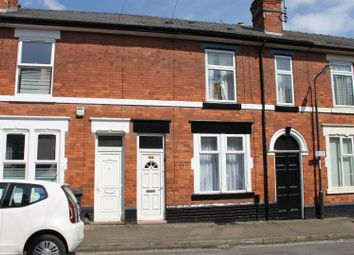 Thumbnail 2 bed terraced house for sale in Wolfa Street, Derby