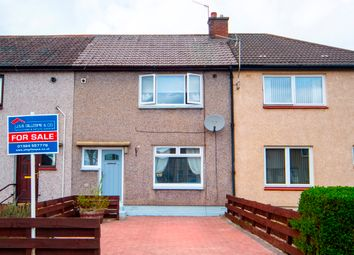 Thumbnail 3 bed terraced house for sale in Bruart Avenue, Stenhousemuir