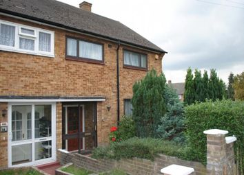 Thumbnail 3 bed end terrace house to rent in Retford Close, Romford