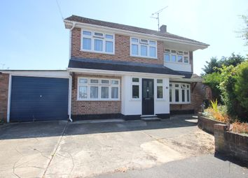 Thumbnail 5 bed detached house for sale in Brackendale Close, Hockley
