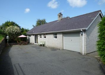 Thumbnail 4 bedroom bungalow for sale in Hafod, Dob, Tregarth, Bangor