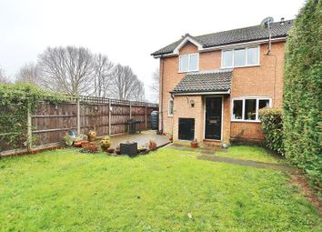 Thumbnail 2 bed end terrace house to rent in Hollyhock Drive, Bisley, Woking