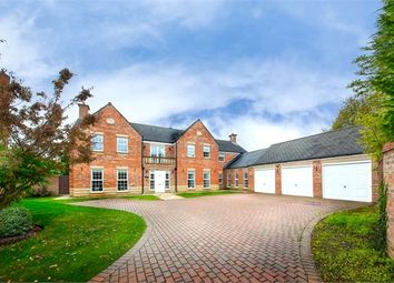 Thumbnail 5 bed detached house for sale in Bramhall Drive, High General's Wood, Rickleton, Tyne & Wear.