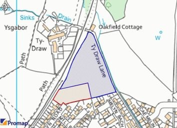Thumbnail Land for sale in Bryn Teg Place, Pontypool