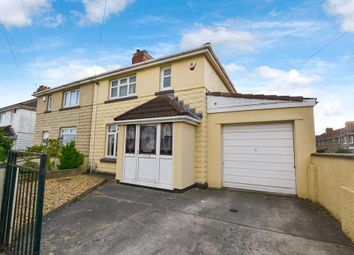 3 bed semi-detached house for sale in Valley Road, Bristol BS13