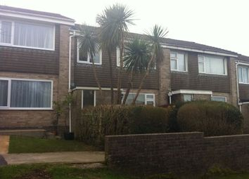 Thumbnail 3 bed terraced house to rent in Lower Woodside, St Austell, Cornwall