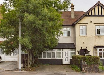 Thumbnail 3 bed terraced house for sale in Kingfisher Avenue, Wanstead, London