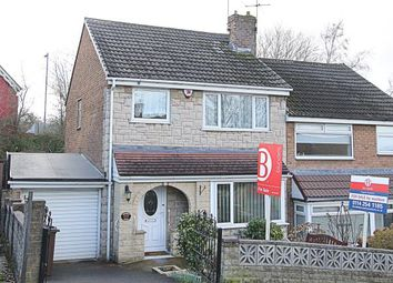 Thumbnail 3 bed semi-detached house for sale in 81 Driver Street, Woodhouse Mill, Sheffield