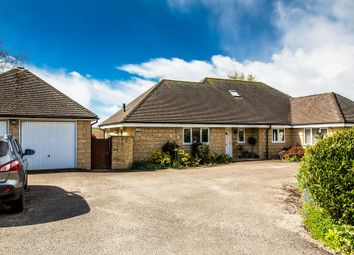 Thumbnail Detached bungalow for sale in Westleaze, Charminster, Dorchester