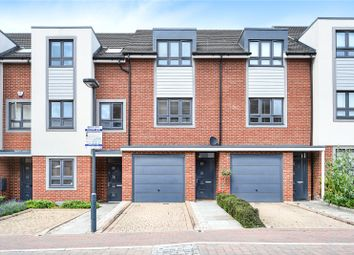 Thumbnail 3 bed town house for sale in Rembrandt Way, Watford, Hertfordshire