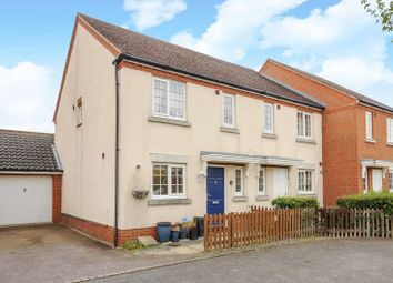 Thumbnail 3 bedroom end terrace house for sale in Jeavons Lane, Great Cambourne, Cambourne, Cambridge