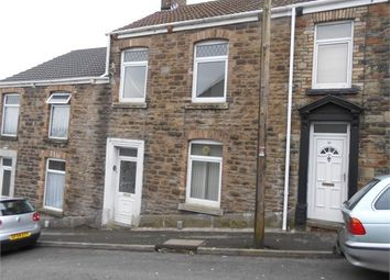 Thumbnail 3 bedroom terraced house to rent in Pleasant Street, Morriston, Swansea, West Glamorgan.