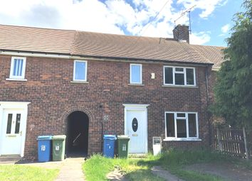 Thumbnail 3 bed terraced house for sale in Windermere Avenue, Harworth, Doncaster