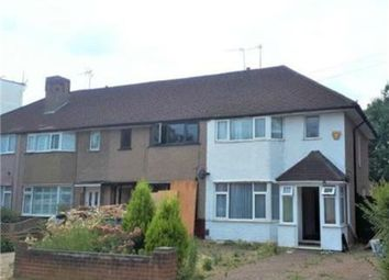 Thumbnail 2 bed end terrace house to rent in Hillcroft Crescent, Ruislip, Middlesex