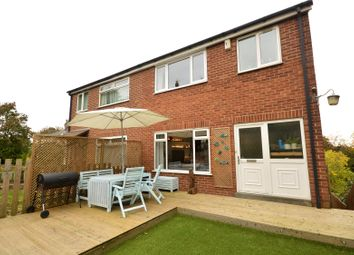 Thumbnail 3 bed terraced house for sale in Woodland Croft, Horsforth, Leeds