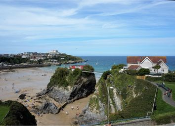 Thumbnail 3 bed maisonette for sale in 5-7 Island Crescent, Newquay