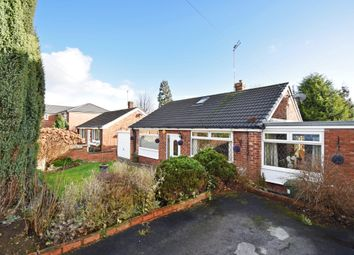 Thumbnail 3 bed detached bungalow for sale in Mackie Hill Close, Crigglestone, Wakefield