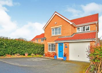 Thumbnail 3 bed detached house for sale in Chapel Drive, Delves Lane, Consett