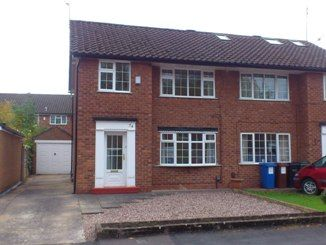 Thumbnail 1 bedroom semi-detached house to rent in Blenheim Road, Cheadle