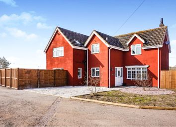 Thumbnail 4 bedroom detached house for sale in Waters Upton, Telford