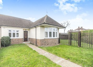 Thumbnail 3 bed semi-detached bungalow for sale in Matlock Way, Coombeside, New Malden