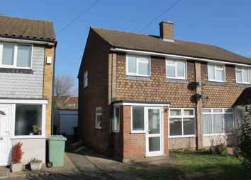 Thumbnail 3 bedroom semi-detached house to rent in Dryden Road, Welling