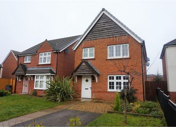 Thumbnail 3 bed detached house for sale in Ashville Terrace, Manchester