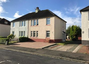 Thumbnail 1 bed flat for sale in Colinslee Drive, Paisley