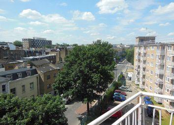 Thumbnail 3 bed flat to rent in Bayham Street, London
