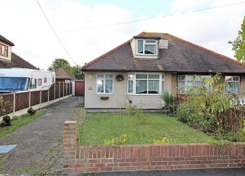 Thumbnail 3 bed semi-detached bungalow for sale in Harwich Road, Little Clacton, Clacton On Sea
