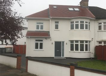 Thumbnail 5 bed semi-detached house to rent in Laneside, Edgware