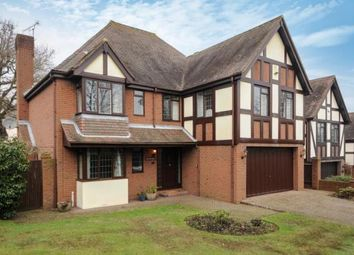 Thumbnail 5 bed detached house for sale in Greys Park Close, Keston