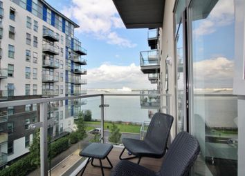 Thumbnail 1 bed flat for sale in Clovelly Place, Greenhithe