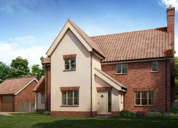 Thumbnail 5 bed detached house for sale in Horning Road, Hoveton, Norwich, Norfolk