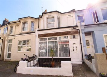 Thumbnail 2 bedroom terraced house for sale in Vicarage Road, Hastings, East Sussex