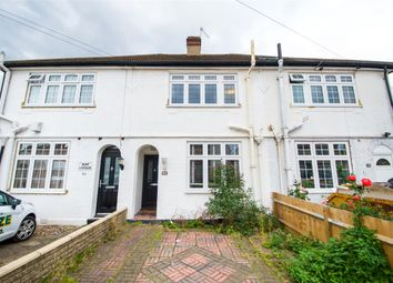 Thumbnail 2 bed terraced house for sale in Churchill Road, Edgware, Middlesex