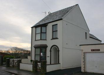 Thumbnail 4 bed detached house for sale in Cross Park, Pennar, Pembroke Dock