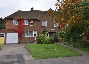 Thumbnail 4 bedroom semi-detached house for sale in Green Meadow Road, Bournville Village Trust, Selly Oak
