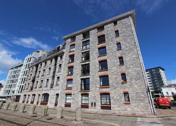 Thumbnail 2 bed flat to rent in Harbourside Court, The Barbican, Plymouth