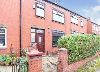 Thumbnail 3 bed terraced house for sale in Farrow Street, Shaw, Oldham, Greater Manchester