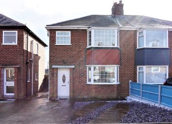 Thumbnail 3 bed semi-detached house for sale in Vessey Road, Worksop